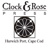 Logo Clock and Rose