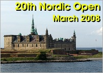 Photos of the Nordic Open Backgammon Tournament 2008